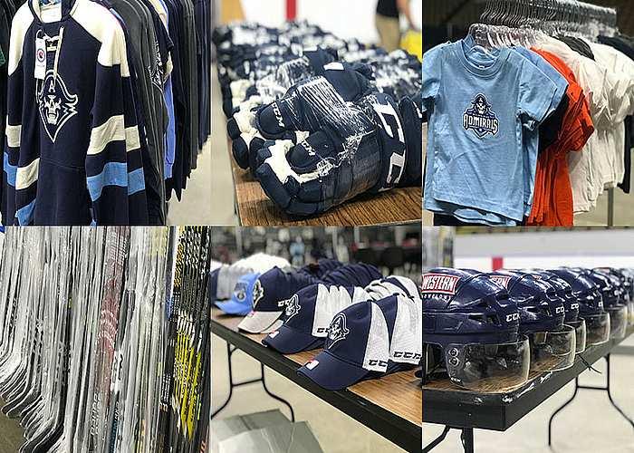 Milwaukee Admirals Annual Garage Sale
